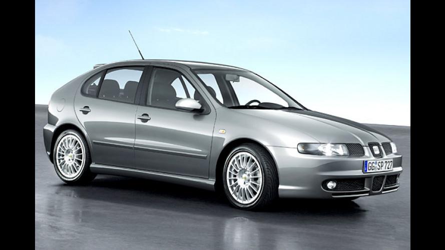 Seat Leon Supercopa: Heißblütiger Dieselsportler