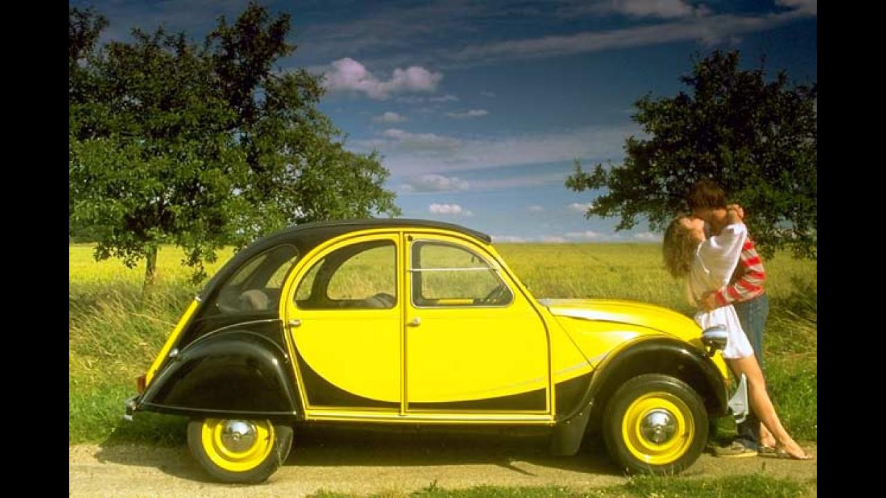 Käfer, Körbchen, Kugelporsche: Die Spitznamen der Autos