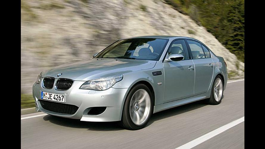BMW M5 (2004) im Test: Macht-Mobil