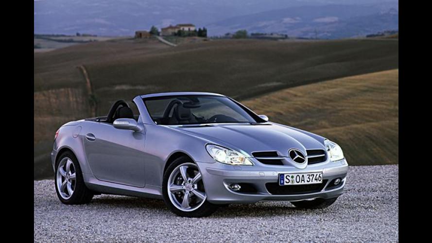 Mercedes-Benz: Der neue SLK mit Verkaufsrekord