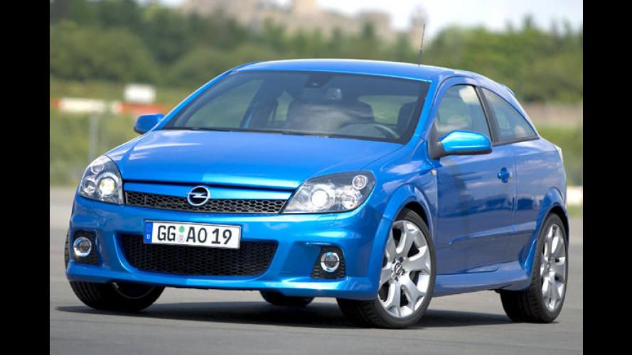 Opel Astra OPC: Wenn der GTC nicht sportlich genug ist