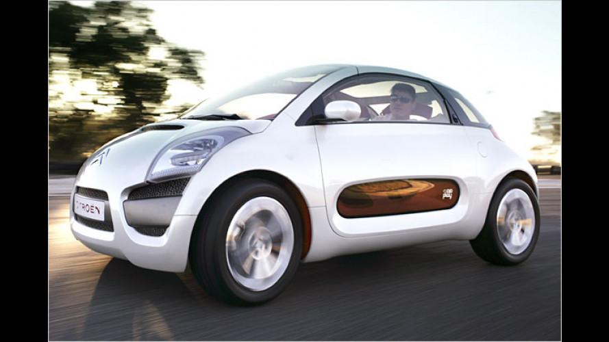 Studie C-Airplay: Citroën will neues Fahrerlebnis vermitteln