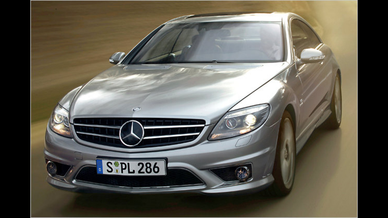 2007: CL 65 AMG ,40th Anniversary