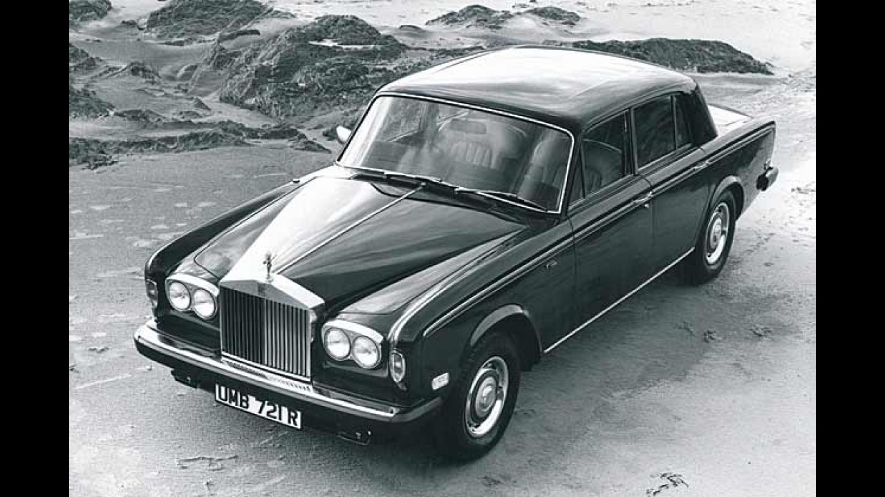 Rolls-Royce Silver Shadow, 1965-1980