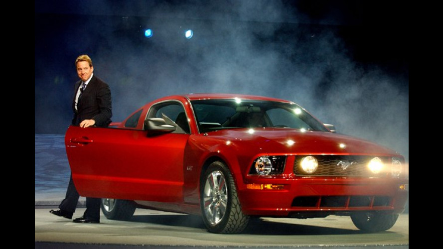 Ford Mustang: Neuauflage der Muscle-Car-Legende
