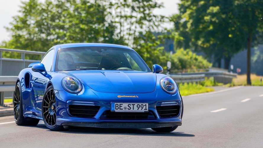 Tuning - Edo Competition s'occupe de la Porsche 911 Turbo S