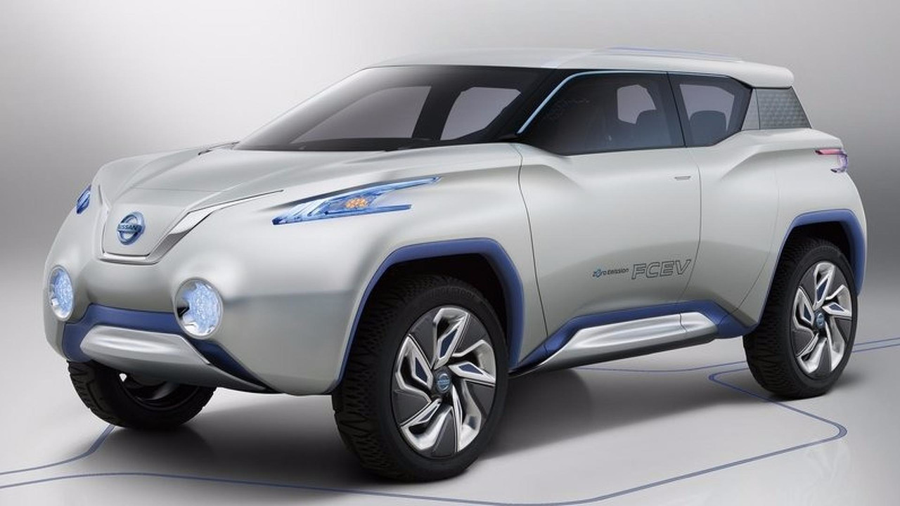 Nissan Terra concept car