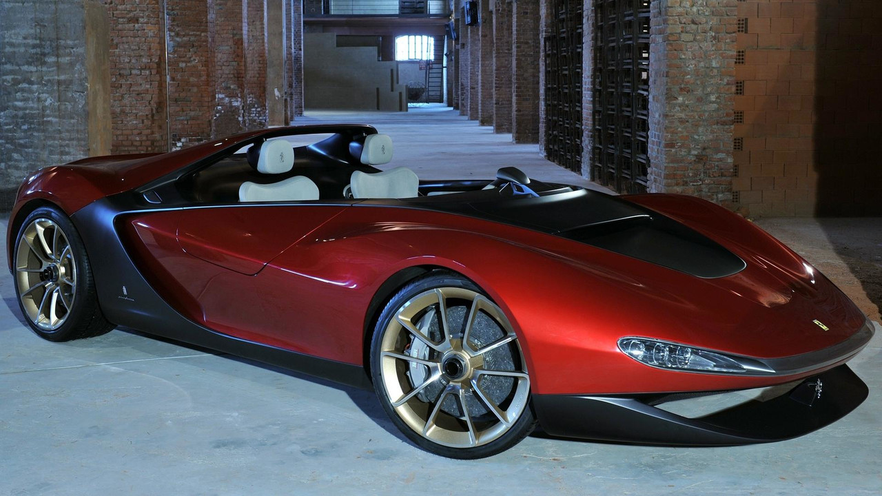 Rare Ferrari Sergio Costs An Unbelievable $5 Million