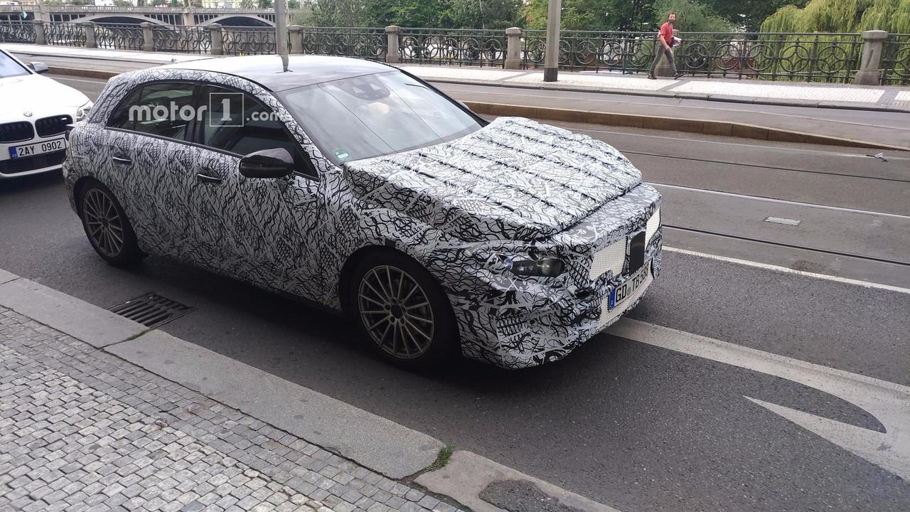 2018 Mercedes A Serisi Prag