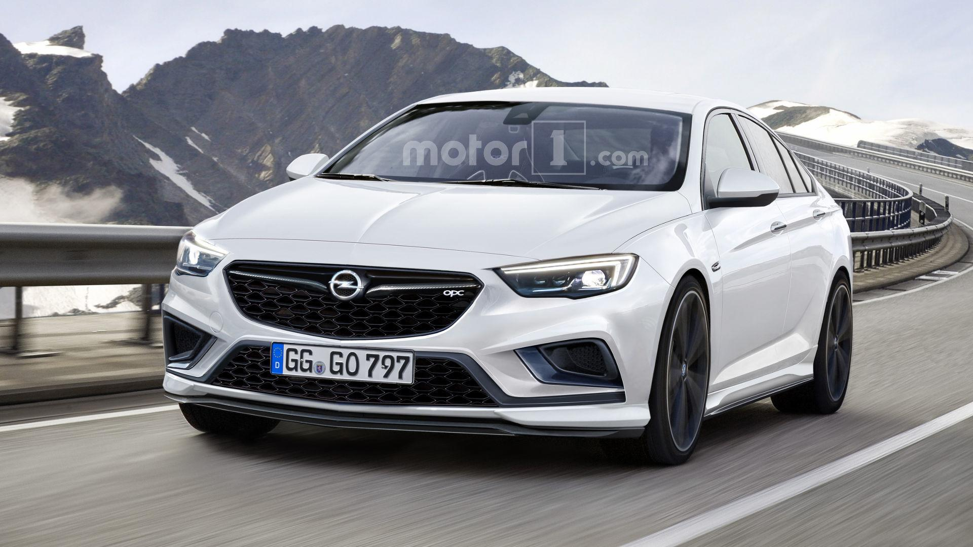 Price, Design and Review Opel Insignia Opc 2021