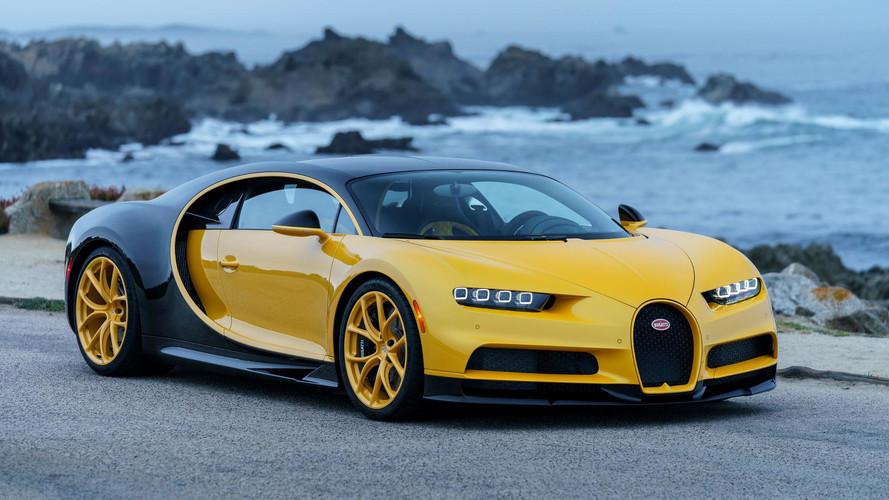 Lélegzetelállító lett az első Észak-Amerikába leszállított Bugatti Chiron