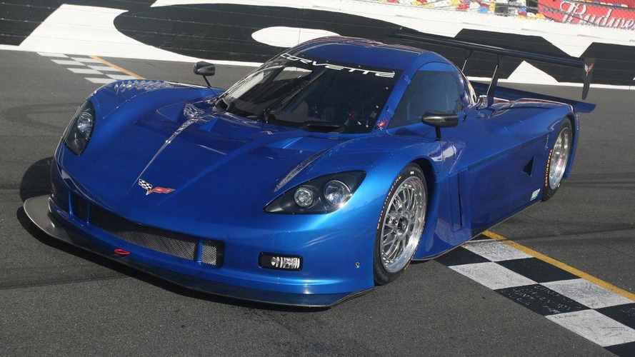 2012 Chevrolet Corvette Daytona Prototype unveiled