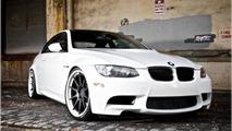 BMW M3 E92 with ADV.1 wheels, 1024, 23.12.2011