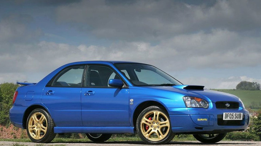 Subaru Impreza WRX 300 Special Edition (UK)