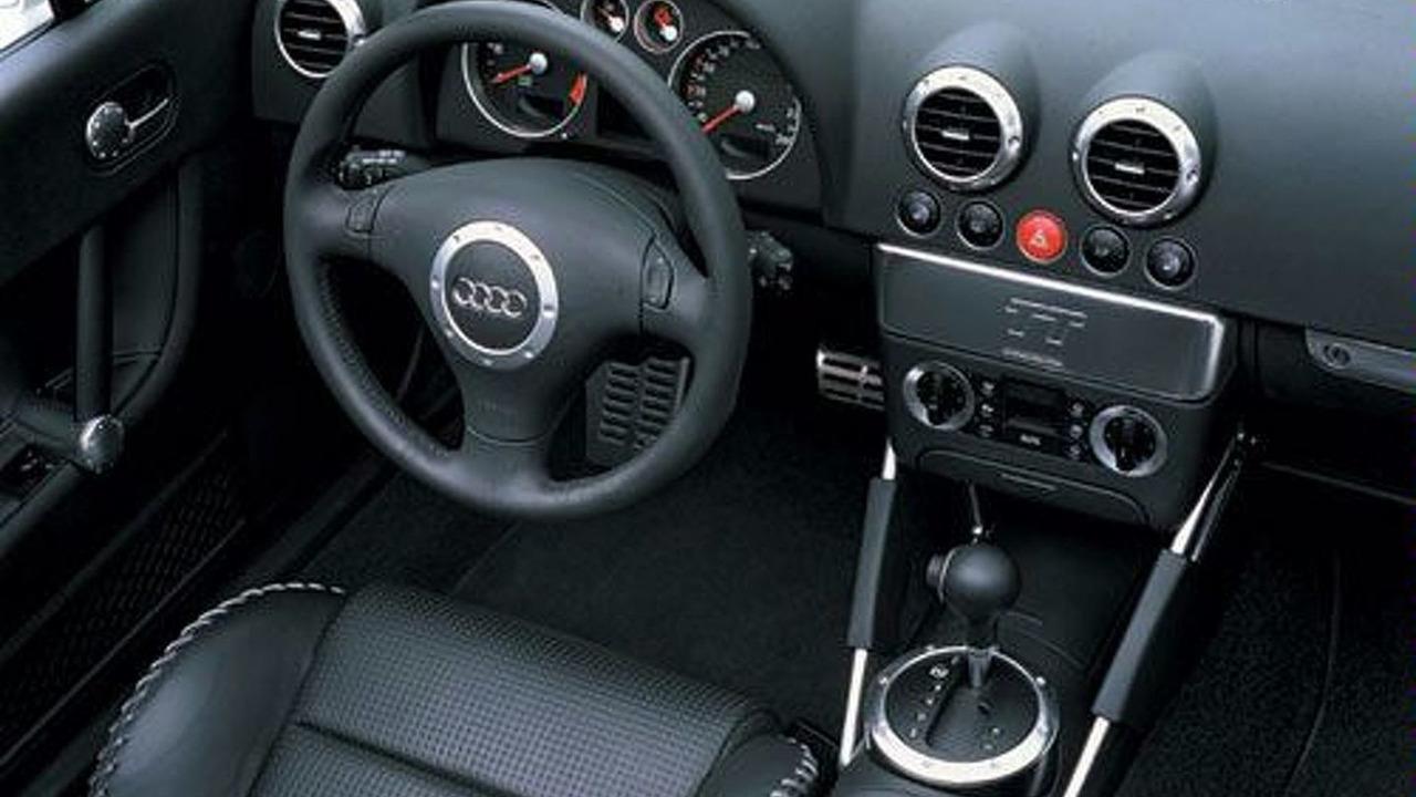 Audi Tt With Six Speed Tiptronic Motor1com Photos
