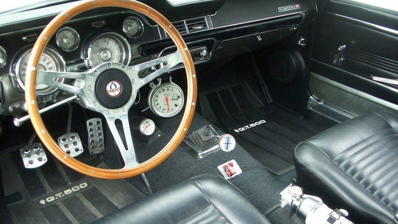 1967 ford mustang eleanor replica