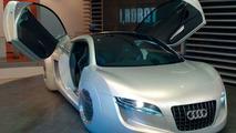 Audi RSQ - European premiere in Berlin