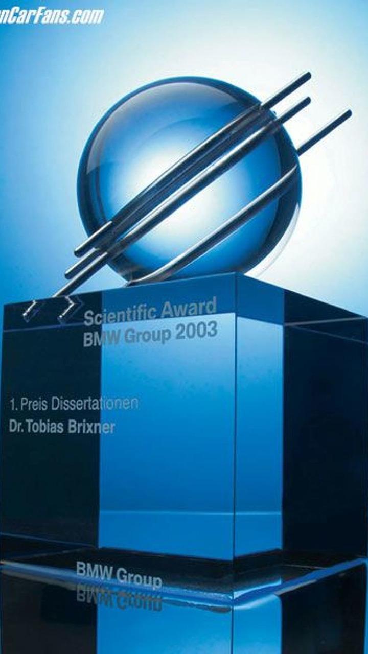 BMW Group Scientific Award 2005