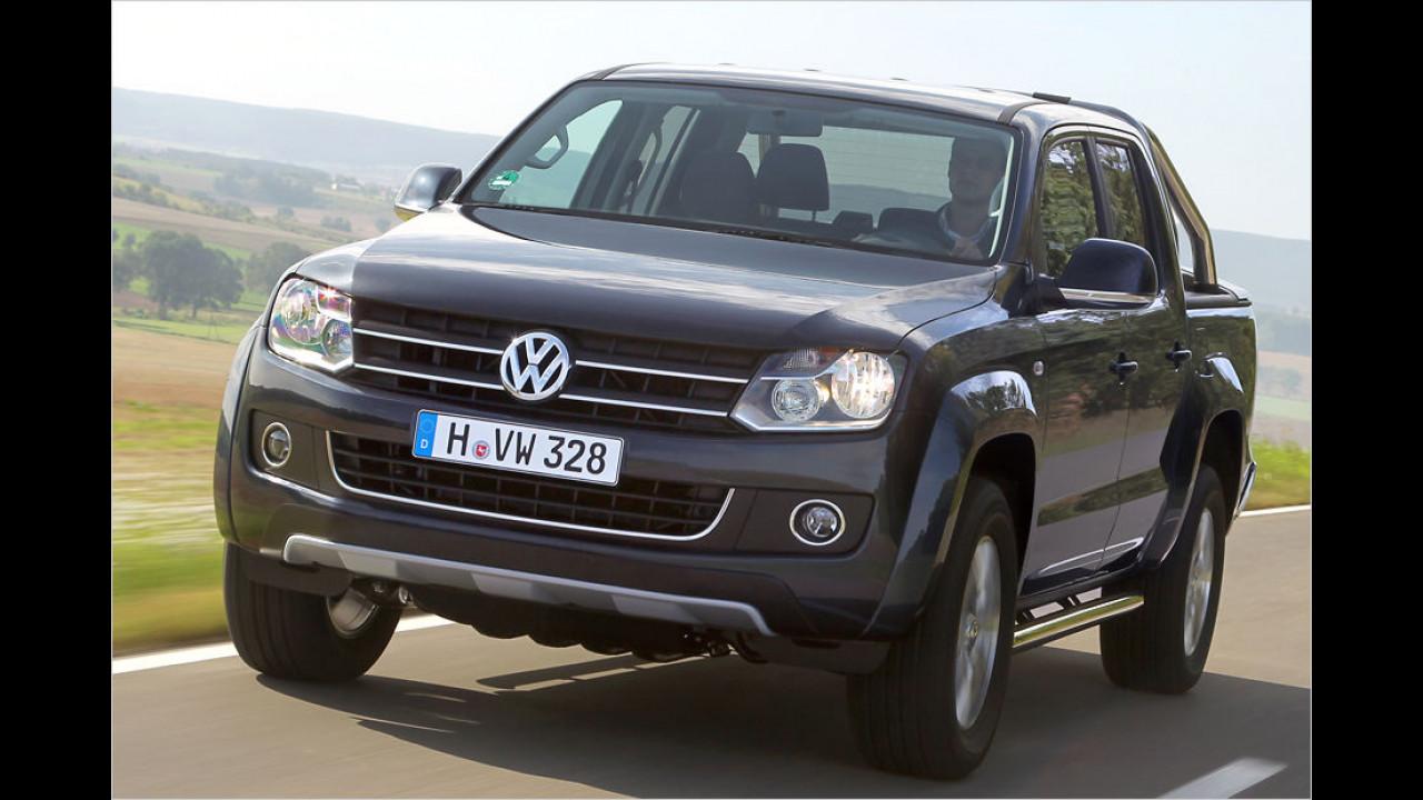 VW Amarok (seit 2010)