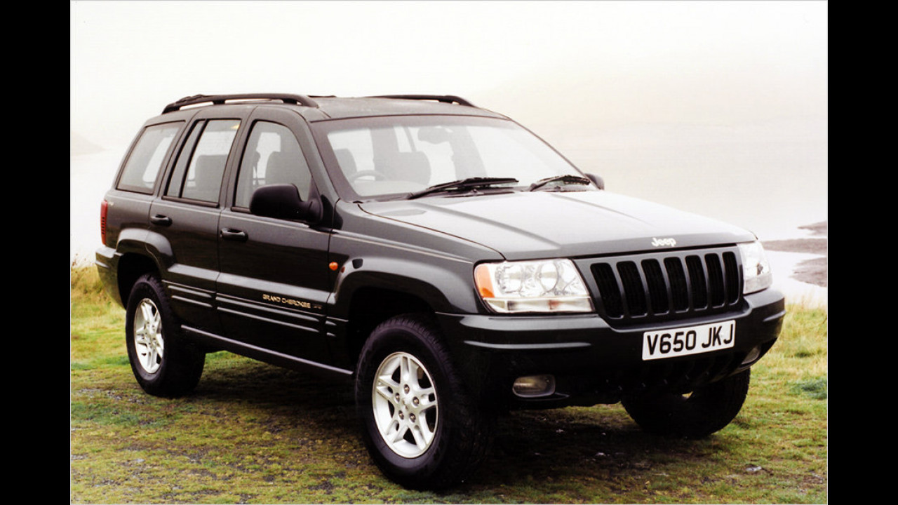 Jeep Grand Cherokee (WH): 2005-2010