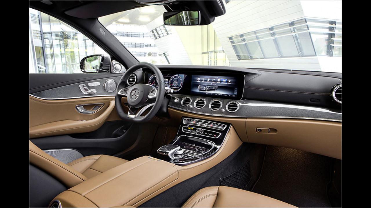 Cockpit-Designs: Auch modern ist möglich