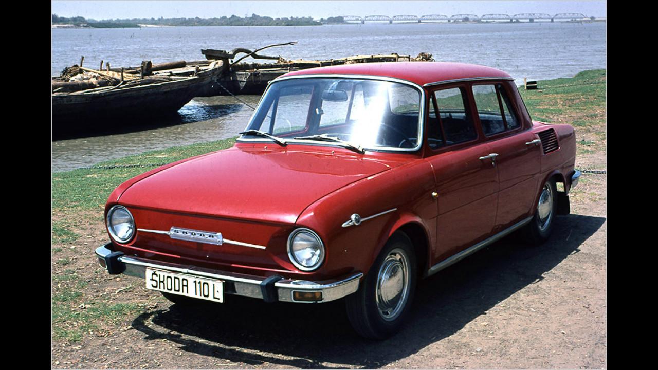 1970: Skoda 110 L