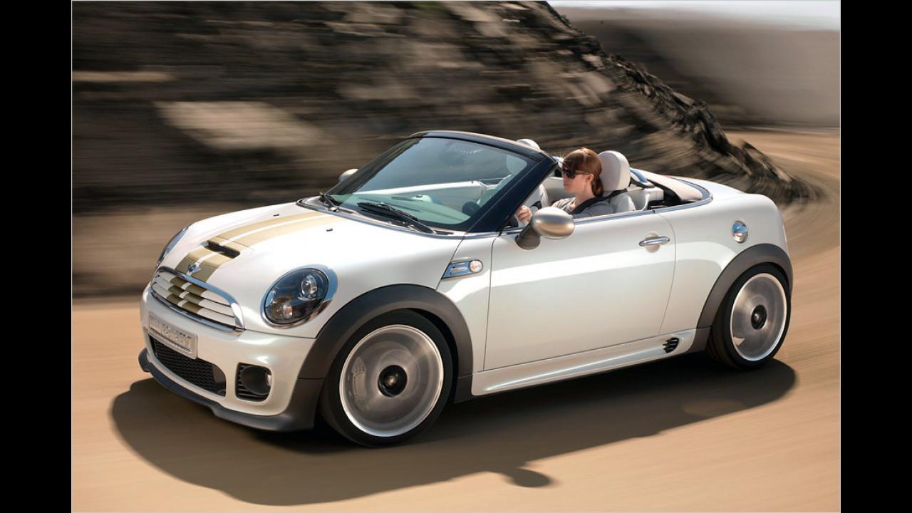 2009: Mini Roadster Concept