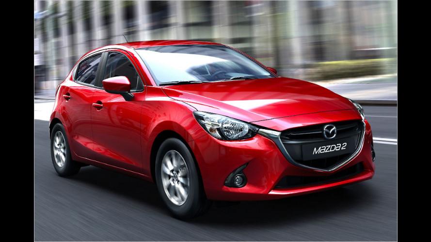 Mazda 2 (2014): So will der Neue das B-Segment aufmischen