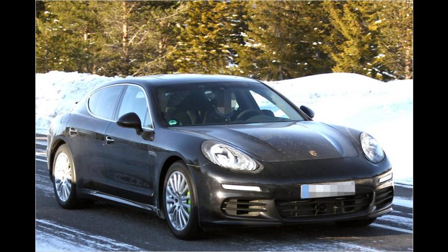 Erwischt: Neuer Porsche Panamera
