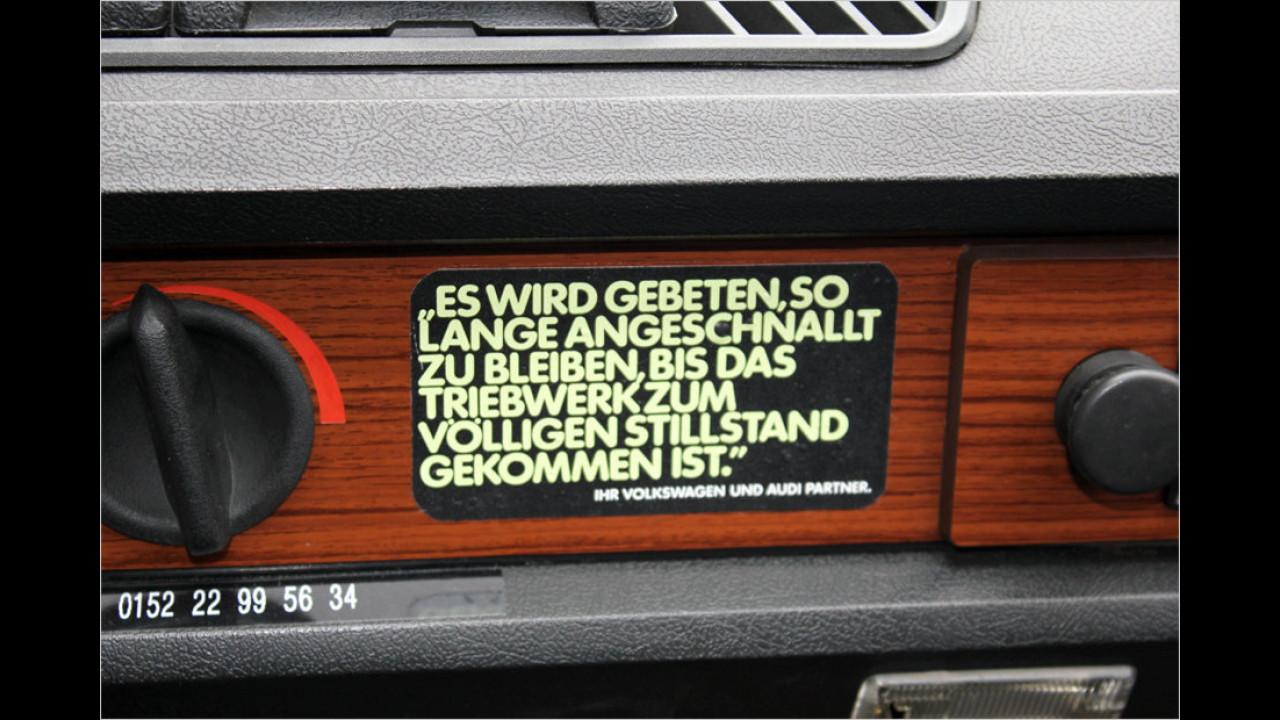 Im VW Derby bei der Silvretta Classic 2014