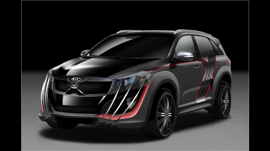 Kia Sorento X-Car: Promo-SUV für die X-Men