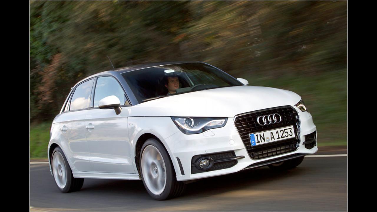 Audi A1 1.6 TDI: + 26,9 Prozent