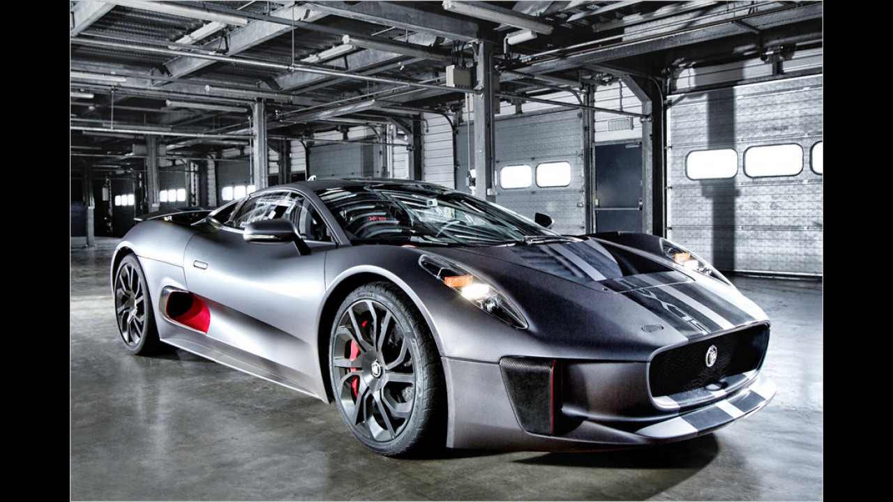 Jaguar C-X75 (2010)