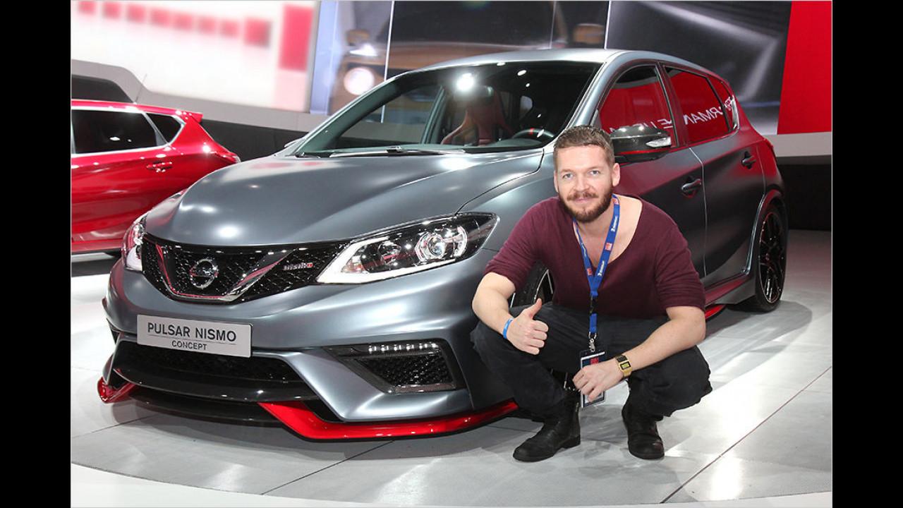 Top: Nissan Pulsar Nismo