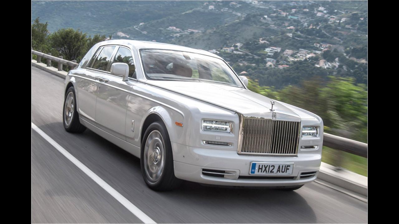 Rolls-Royce Phantom (seit 2003)