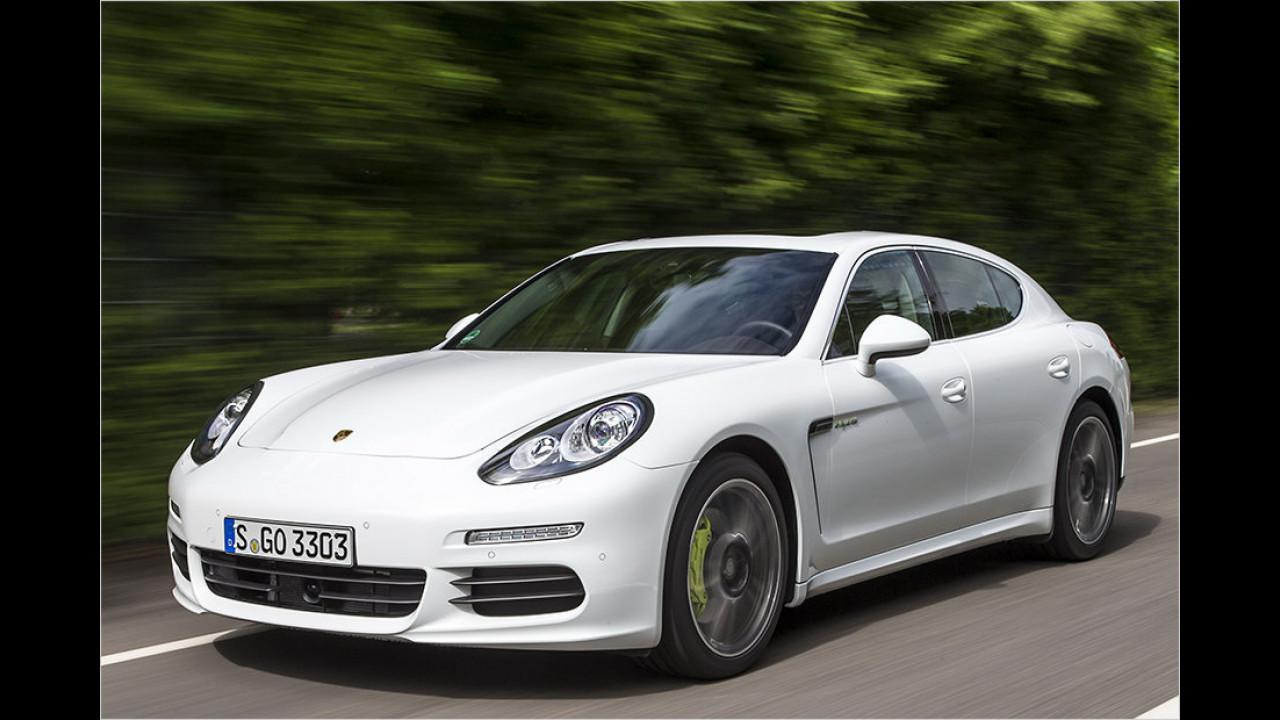 Platz 5: Porsche Panamera S E-Hybrid