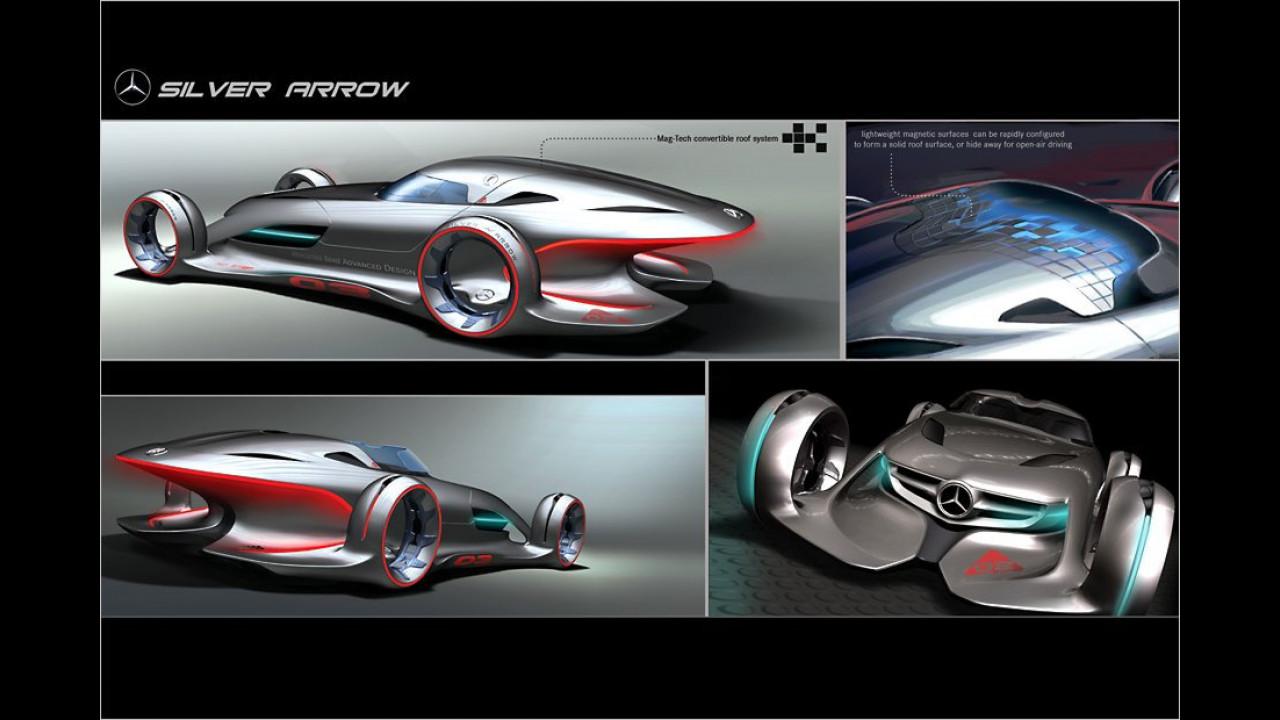 Mercedes Silver Arrow