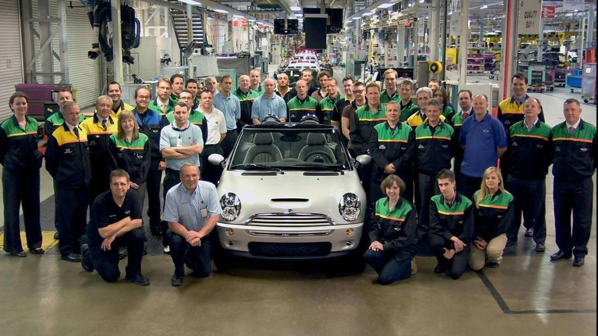 Last Mini Cabrio Is Produced