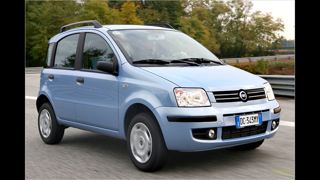 Fiat Panda 1.2 8V Active