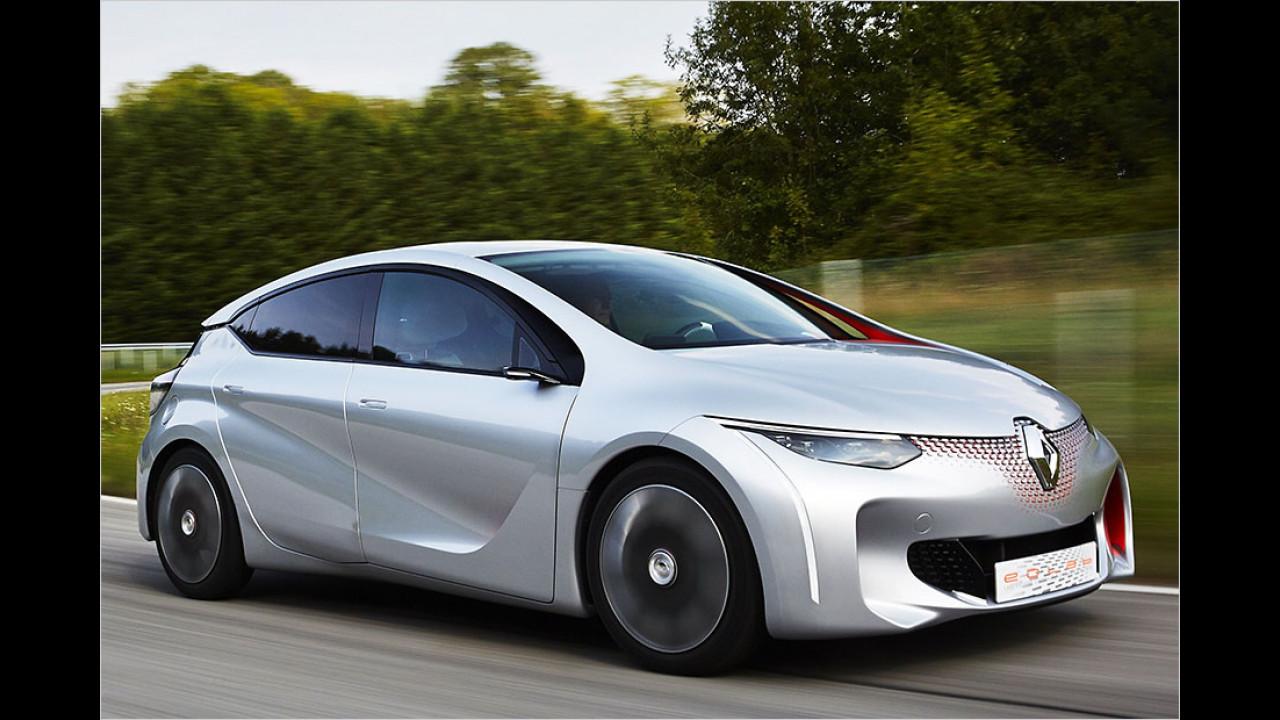 Ein-Liter-Auto aus Frankreich