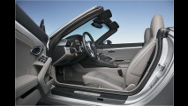 Porsche 911 Turbo: Nach oben offen