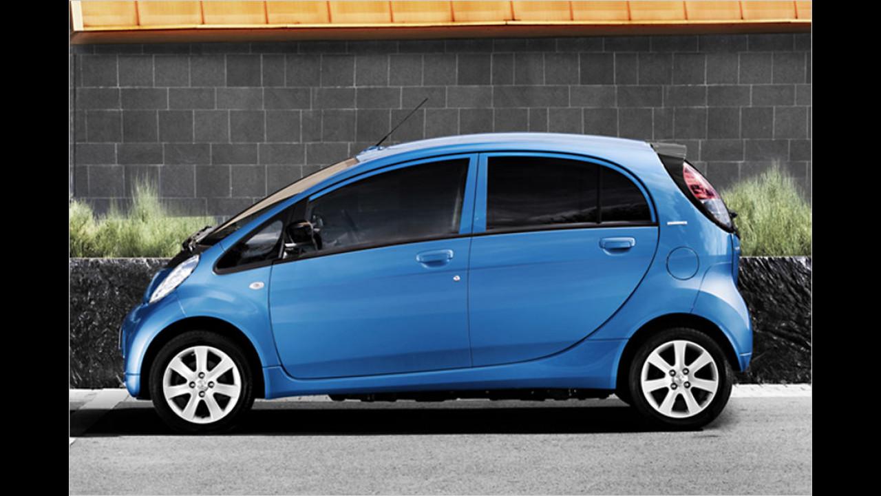 Peugeot iOn/Citroën C-Zero