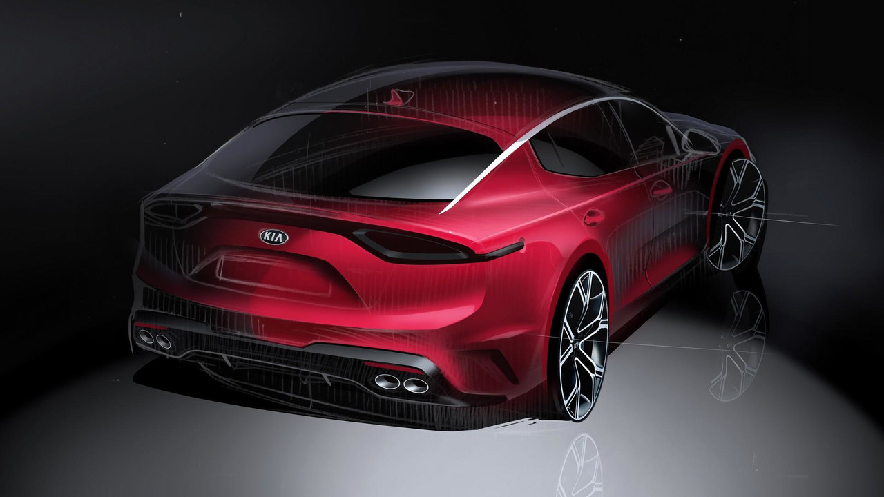 Kia Is Specifically Tuning The Stinger To Be Louder In The U S