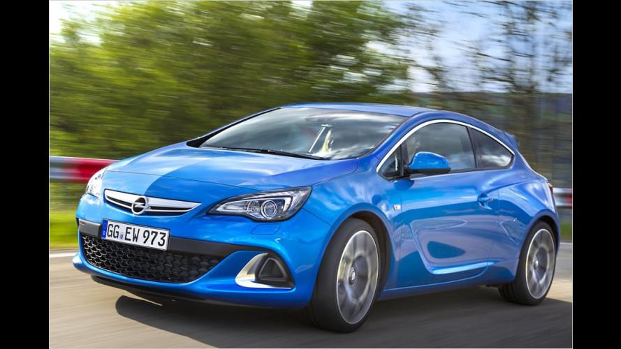 Der neue Opel Astra OPC im Test