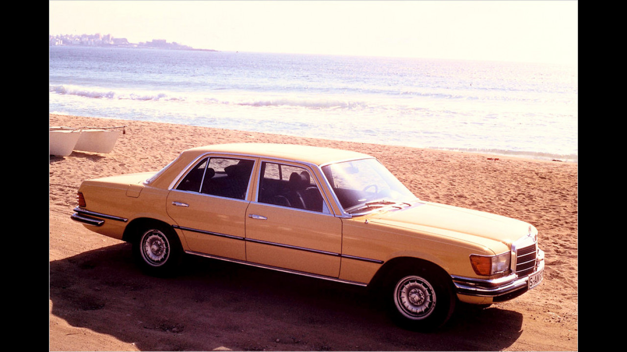 Mercedes 450 SEL (1972)