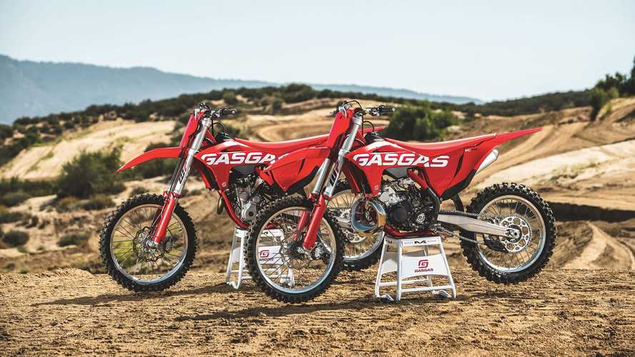 2022 GasGas Off-Road Lineup Includes Four New Models