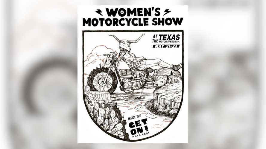 Women's Moto Show Hits Texas For Sixth Annual Event In May, 2021