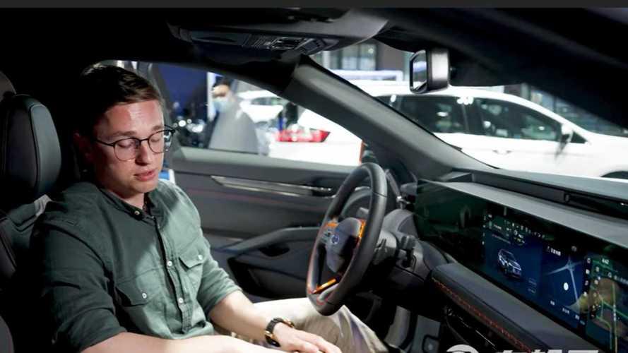 Ford Evos'u bu video ile yakından görün