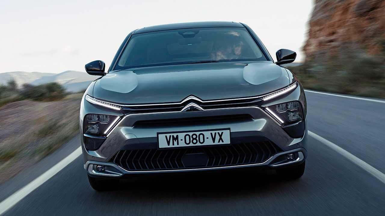 Nouvelle Citroën C5X