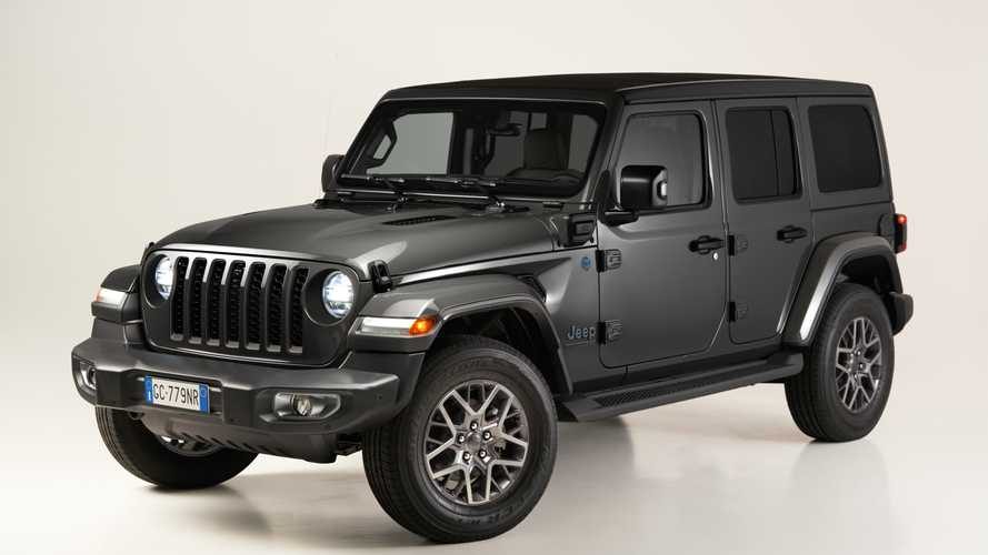 Jeep Wrangler 4xe First Edition